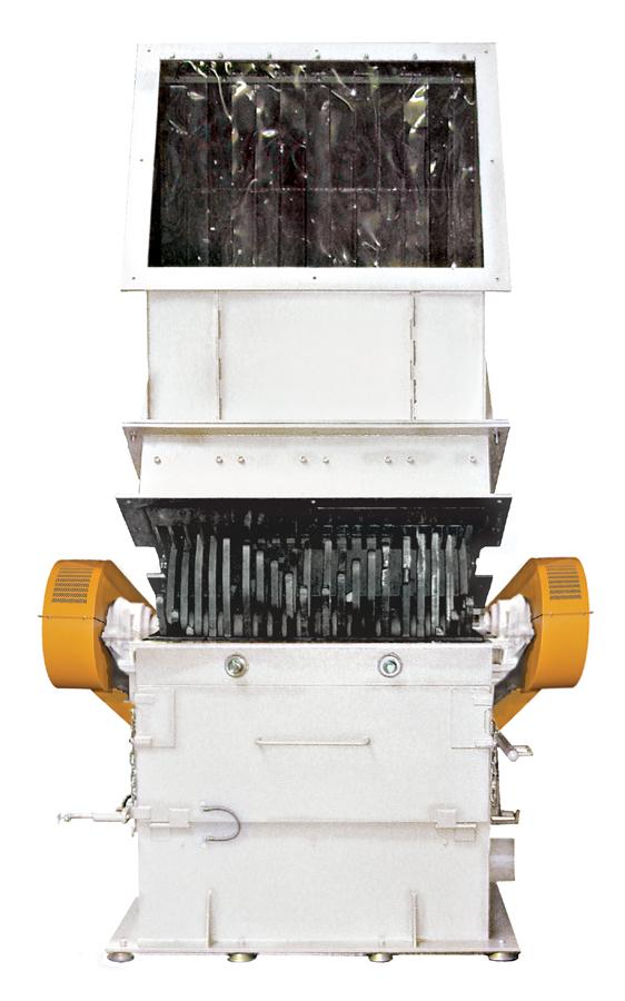 Styroporshredder der Baureihe RL
