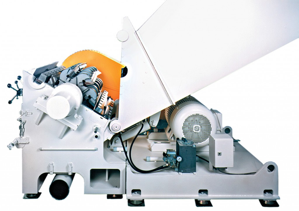 SMV 600/1000 zum zerkleinen von Folien