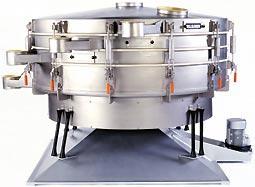 Neue Herbold Taumelsiebmaschine